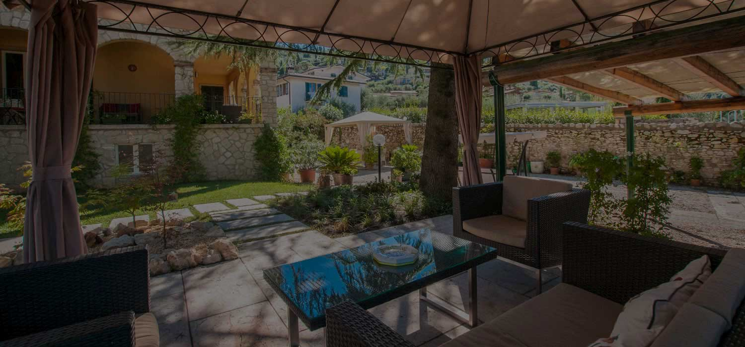 Apartments for Rent Immersed in The Green Lago Di Garda
